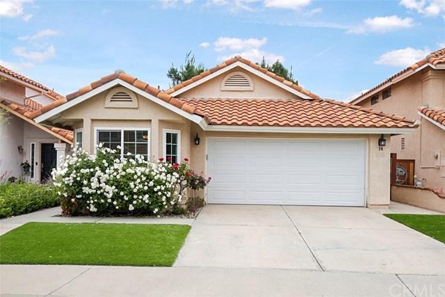 14 Las Piedras, Rancho Santa Margarita, CA 92688 (#OC19112262) :: Z Team OC Real Estate