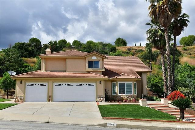 840 Indian Bend, Glendora, CA 91740 (#CV19115361) :: Fred Sed Group