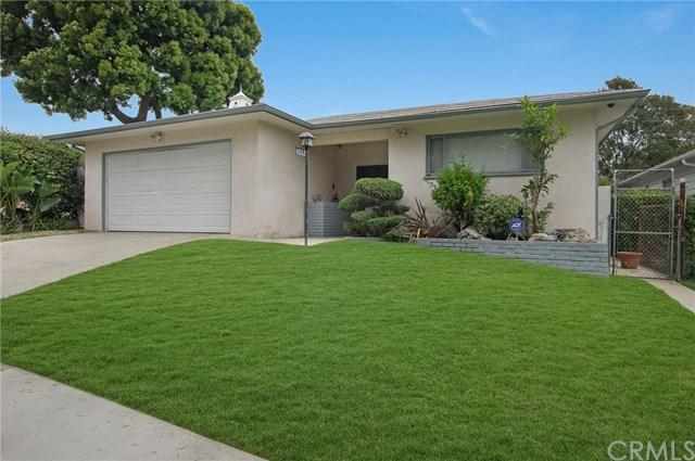 6012 Condon Avenue, Ladera Heights, CA 90056 (#SB19113943) :: Fred Sed Group