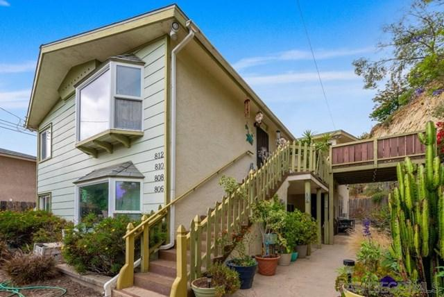 806 W Brookes Ave, San Diego, CA 92103 (#190027118) :: Fred Sed Group