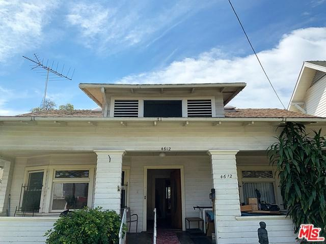 4612 Franklin Avenue, Los Angeles (City), CA 90027 (#19463558) :: Fred Sed Group