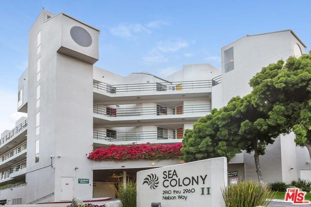 2960 Neilson Way #302, Santa Monica, CA 90405 (#19466046) :: Powerhouse Real Estate