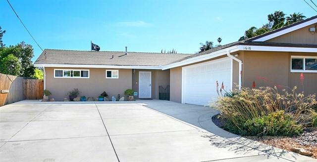 1618 Highridge, Spring Valley, CA 91977 (#190027124) :: Mainstreet Realtors®