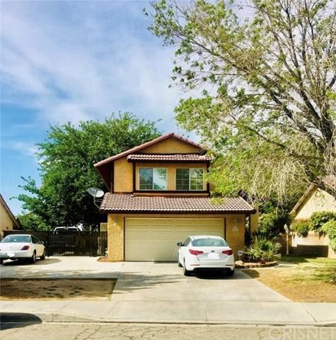 801 E Avenue J10, Lancaster, CA 93535 (#SR19115883) :: Allison James Estates and Homes