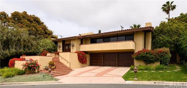 1452 Plaza Francisco, Palos Verdes Estates, CA 90274 (#SB19115606) :: RE/MAX Empire Properties