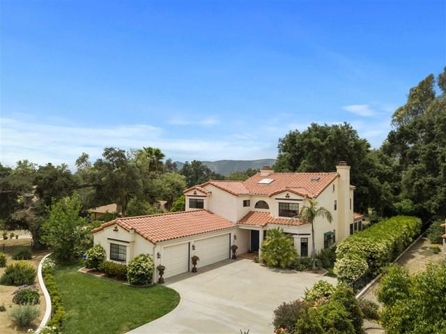 16428 Swartz Canyon Rd, Ramona, CA 92065 (#190027211) :: Fred Sed Group
