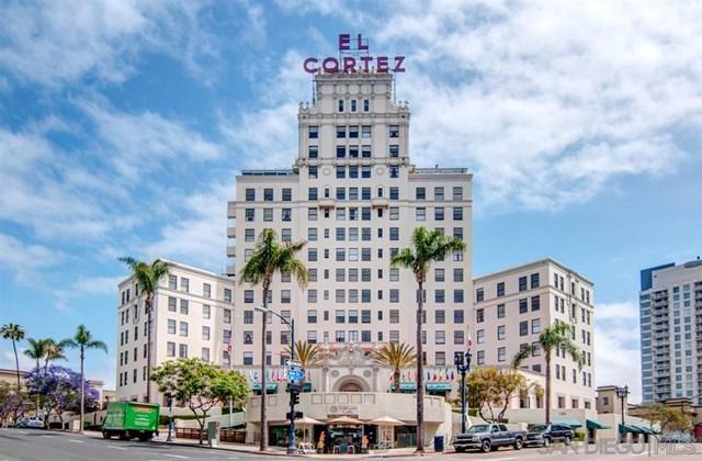 702 Ash Street #407, San Diego, CA 92101 (#190027215) :: Mainstreet Realtors®