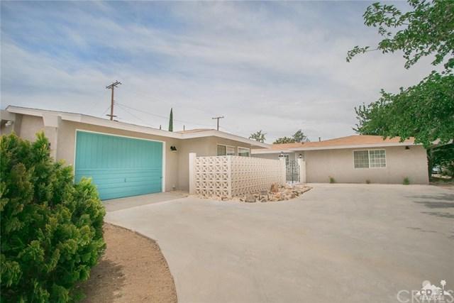 56885 Ivanhoe Drive, Yucca Valley, CA 92284 (#219014347DA) :: RE/MAX Masters