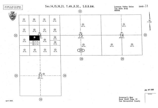 0 Leva Way, Johnson Valley, CA  (#CV19116141) :: Wendy Rich-Soto and Associates