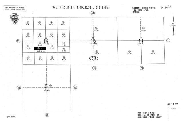 1 Leva, Johnson Valley, CA 80215 (#CV19116196) :: Wendy Rich-Soto and Associates