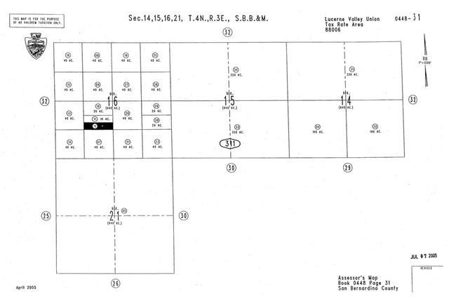 2 Leva, Johnson Valley, CA  (#CV19116233) :: Wendy Rich-Soto and Associates