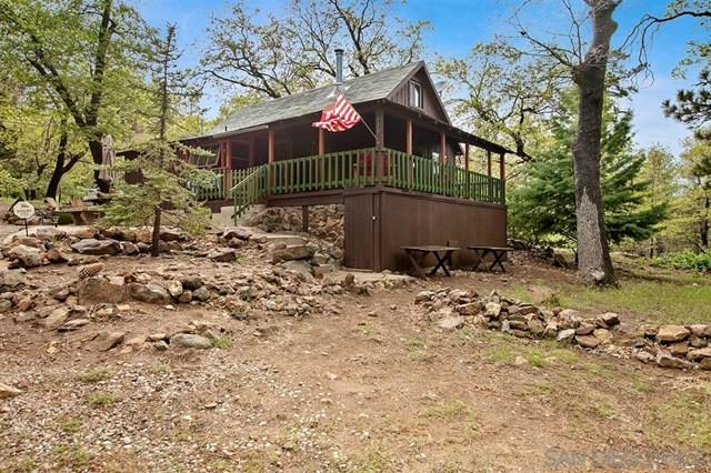 729 Boiling Springs, Mount Laguna, CA 91948 (#190027217) :: Fred Sed Group