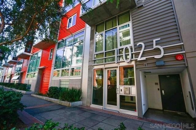 1025 Island Ave #309, San Diego, CA 92101 (#190027269) :: Mainstreet Realtors®