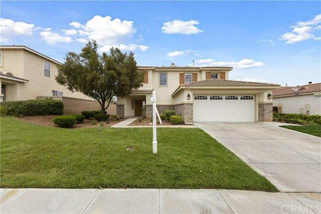 26458 Twin Pines Street, Menifee, CA 92584 (#SW19115482) :: Allison James Estates and Homes