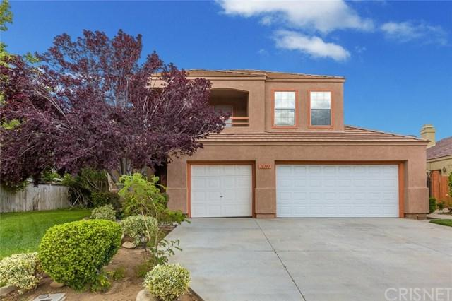 38742 Berrycreek Court, Palmdale, CA 93551 (#SR19116245) :: Fred Sed Group