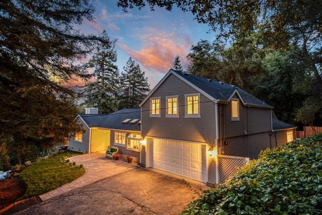 17952 Oak Drive, Los Gatos, CA 95033 (#ML81752576) :: Fred Sed Group