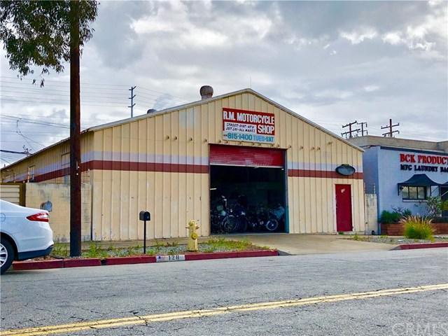 130 S Motor Avenue, Azusa, CA 91702 (#EV19116307) :: Fred Sed Group