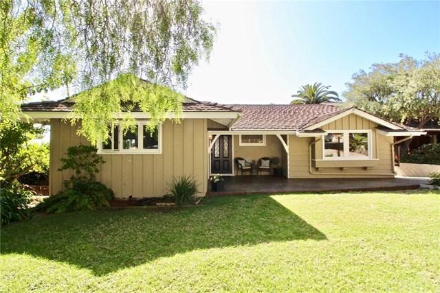 1721 Via Zurita, Palos Verdes Estates, CA 90274 (#PV19111314) :: RE/MAX Empire Properties