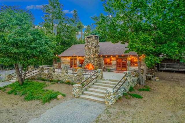 22228 Crestline Rd, Palomar Mountain, CA 92060 (#190027295) :: Fred Sed Group