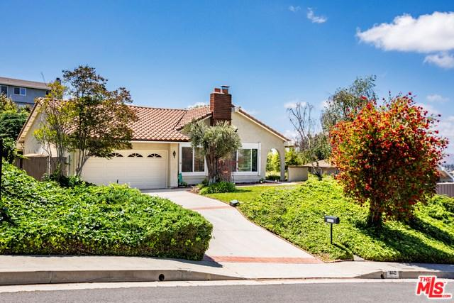 4443 Deanwood Drive, Woodland Hills, CA 91364 (#19467956) :: Fred Sed Group