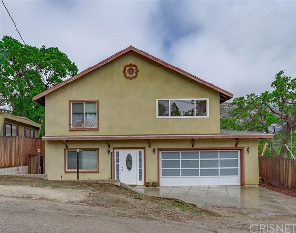 453 E End Drive, Frazier Park, CA 93225 (#SR19116317) :: Fred Sed Group