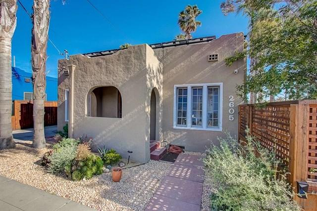 2605 Monroe Ave, San Diego, CA 92116 (#190027361) :: Fred Sed Group
