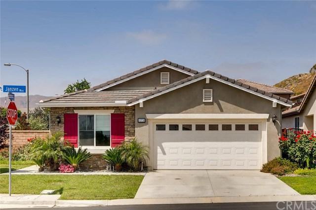173 Janzen Way, Hemet, CA 92545 (#PW19116348) :: Allison James Estates and Homes
