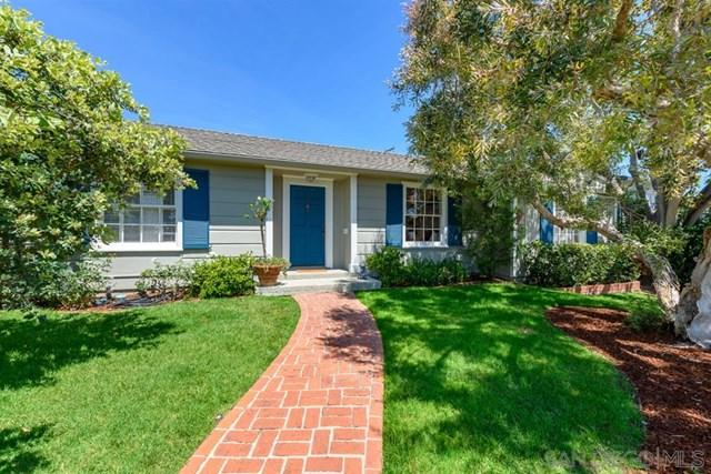 5645 Waverly Avenue, La Jolla, CA 92037 (#190027378) :: Fred Sed Group