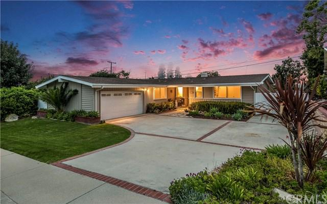 27131 Whitestone Road, Rancho Palos Verdes, CA 90275 (#PV19115992) :: The Miller Group