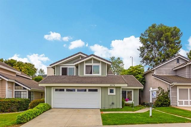 6874 Watercourse Dr., Carlsbad, CA 92011 (#190027427) :: Mainstreet Realtors®