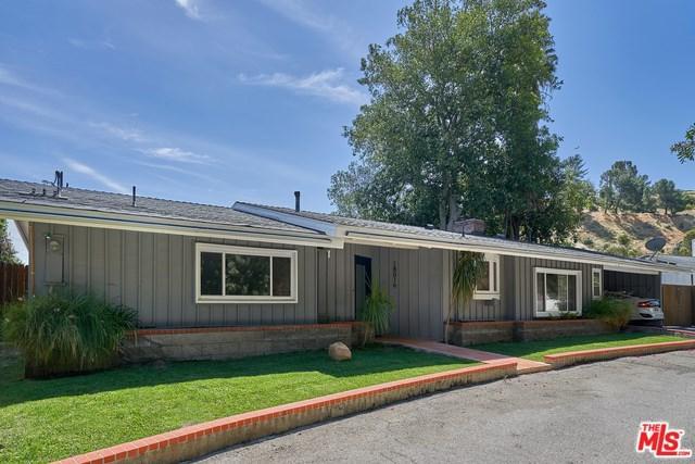 18016 Boris Drive, Encino, CA 91316 (#19463932) :: Fred Sed Group