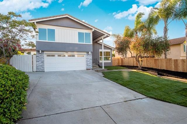 138 Cerro, Encinitas, CA 92024 (#190027445) :: Fred Sed Group