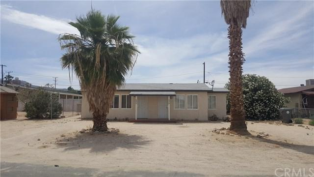 6372 Cienega Drive, 29 Palms, CA 92277 (#JT19116646) :: Heller The Home Seller