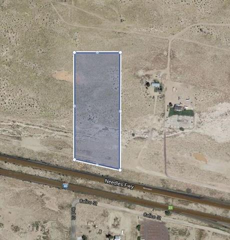 0 Fort Cady Road, Newberry Springs, CA 92365 (#513429) :: Steele Canyon Realty