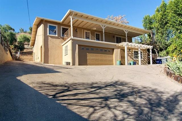 9550 Cypress Street, Lakeside, CA 92040 (#190027455) :: Fred Sed Group