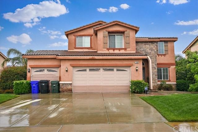 15386 Hydrangea Lane, Fontana, CA 92336 (#CV19113753) :: Allison James Estates and Homes