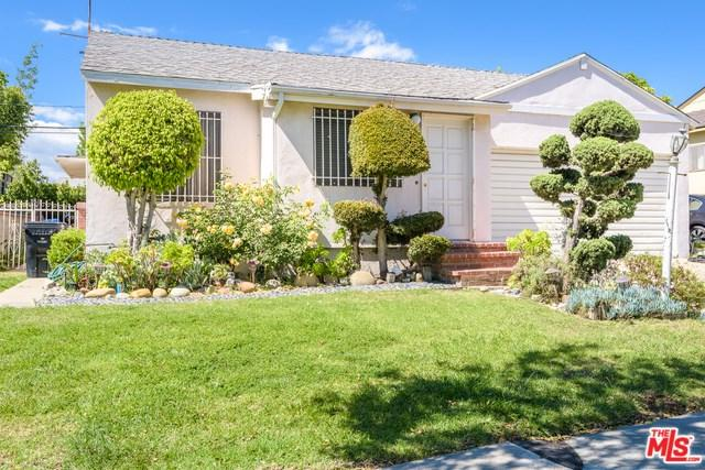 10881 Whitburn Street, Culver City, CA 90230 (#19468080) :: Fred Sed Group