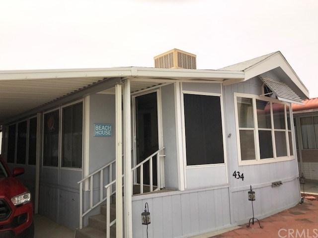 1295 S Cawston Avenue #434, Hemet, CA 92545 (#EV19116760) :: Allison James Estates and Homes