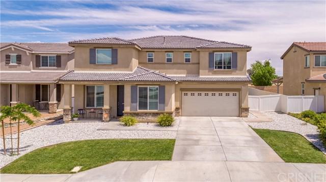 44936 Shad Street, Lancaster, CA 93536 (#SR19116798) :: Allison James Estates and Homes