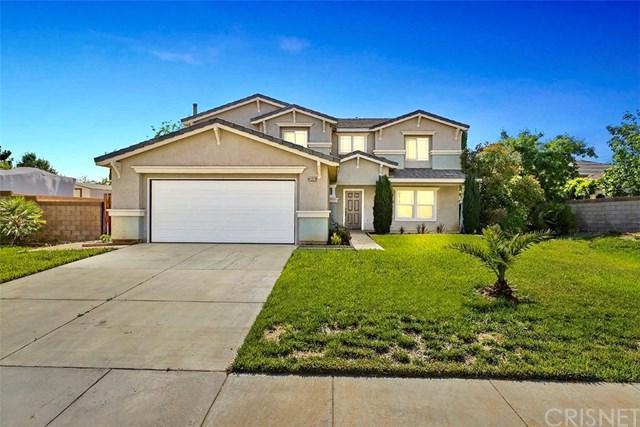 42209 Marbella Street, Lancaster, CA 93536 (#SR19116836) :: Allison James Estates and Homes
