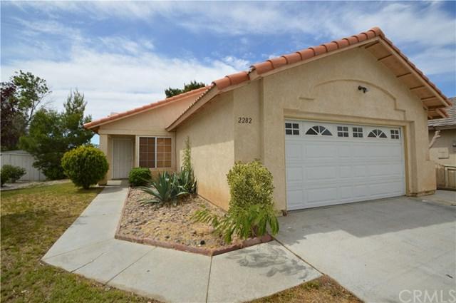 2282 El Rio Street, Lancaster, CA 93535 (#MB19115481) :: Allison James Estates and Homes