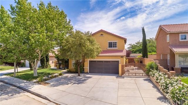 36520 Sinaloa Street, Palmdale, CA 93552 (#SR19116848) :: Mainstreet Realtors®
