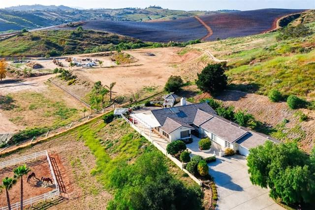 1020 Little Gopher Canyon Rd, Vista, CA 92084 (#190027497) :: Fred Sed Group