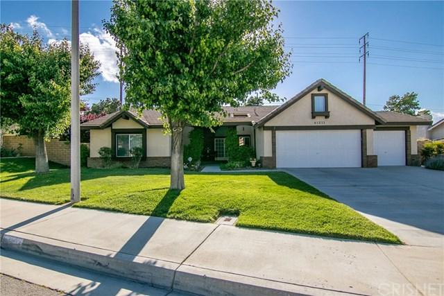 41211 Elsdale Place, Palmdale, CA 93551 (#SR19112541) :: Fred Sed Group
