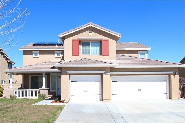 3657 Pondera Street, Lancaster, CA 93536 (#SR19116882) :: Allison James Estates and Homes