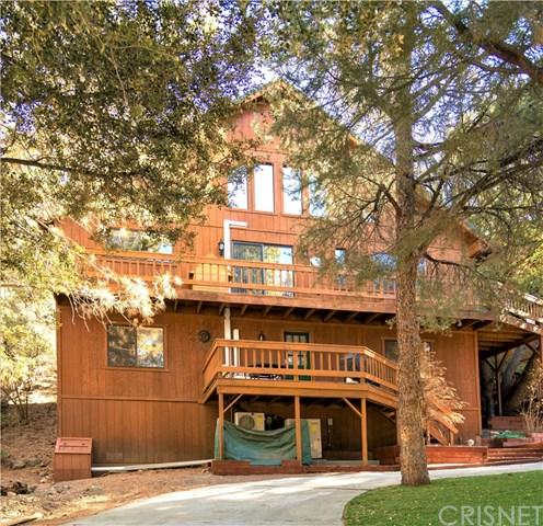 1812 Poplar Way, Pine Mountain Club, CA 93222 (#SR19116540) :: Keller Williams Temecula / Riverside / Norco