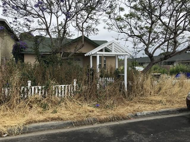 1634 Evergreen, San Diego, CA 92154 (#190027534) :: Fred Sed Group