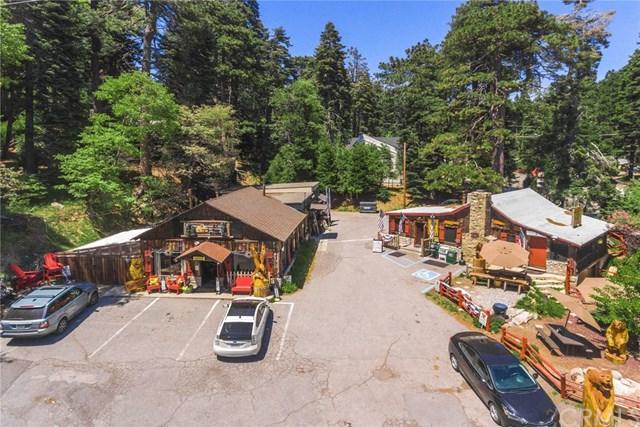 28578 State Highway 18, Lake Arrowhead, CA 92385 (#CV19117033) :: Kim Meeker Realty Group