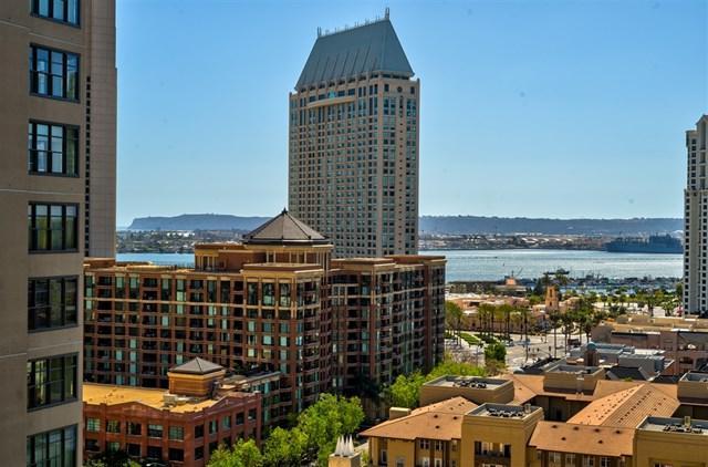 645 Front St. #1607, San Diego, CA 92101 (#190027547) :: Mainstreet Realtors®