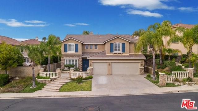 23601 Ridgecrest Court, Diamond Bar, CA 91765 (#19468198) :: Allison James Estates and Homes